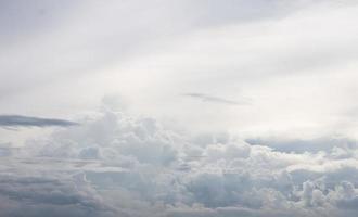 abstracte blauwe hemel