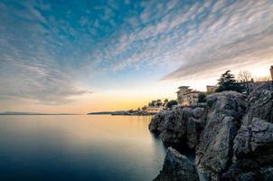 zee en lucht foto
