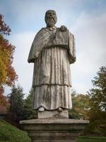 Saint Kadlubek sculptuur