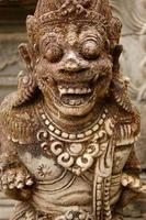 Balinese godin foto