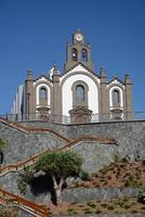 kerk in santa lucia, gran canaria foto