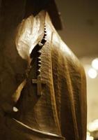 houten kruis foto