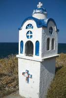 kleine kapel in Griekenland foto