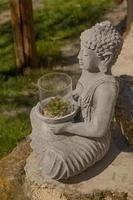 standbeeld de boudha