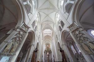 abbatiale de la trinite, fecamp, normandie, frankrijk foto