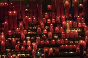 kerk kaarsen