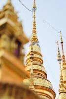 gouden pagode foto