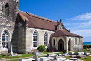 oude koloniale kerk. Jamaica