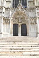 kathedraal van st. michael en st. gudula, brussel foto