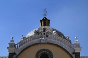 Mexico kapellen - reissites foto