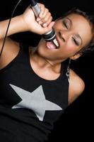 gepassioneerde zanger