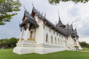 oude stad, tempel van Thailand