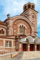 griekenland, nea kallikratia, kerk van st. Paraskeva