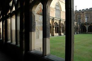 kathedraal binnenplaats
