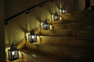 Arabische lichten foto