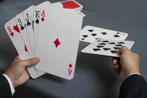 kaartspel foto