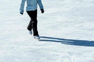 schaatsen meisje