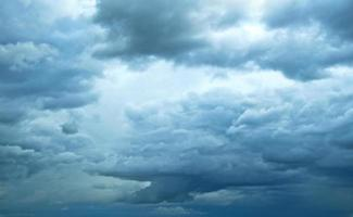 lucht en wolken