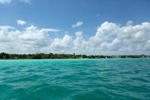 lagune bacalar foto