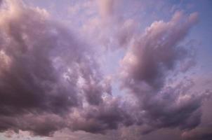 storm wolken