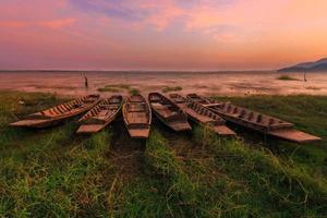 vissersboot parkeren