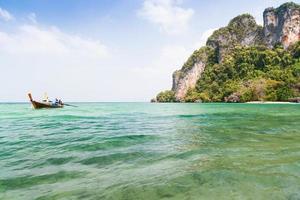 tropisch eiland foto