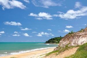 strand van pipa, natal (brazilië)