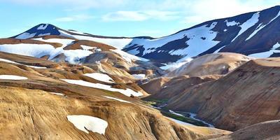 kerlingarfjöll, IJsland foto