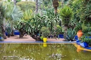 Marrakech tuinen