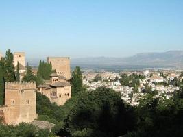 Granada, Spanje