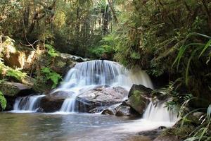waterval, andasibe-mantadia national park, madagaskar.