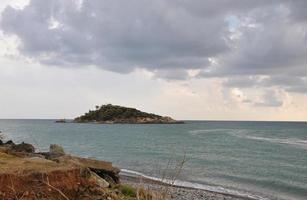 pirate i̇sland - mersin - turkije foto