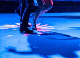 tango danseres foto