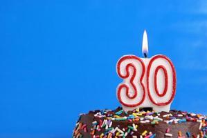 dertig jaar vieren
