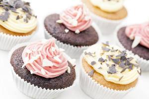 verleidelijke cupcakes foto