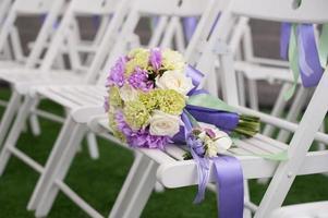 boeket bloemen foto