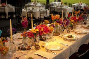mooie tafelsetting