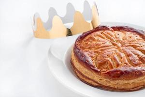 epiphany cake, king cake, galette des rois