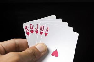 spel kaarten foto
