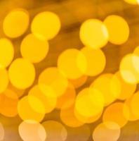 abstracte gouden bokeh achtergrond
