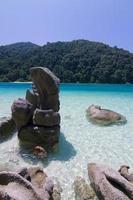 de zee van Thailand