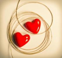 valentijn hart foto
