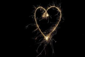 liefde hart foto