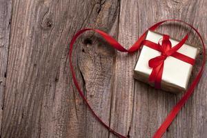 geschenk van het hart foto