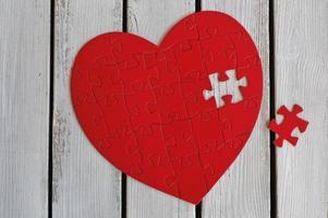 puzzel hart