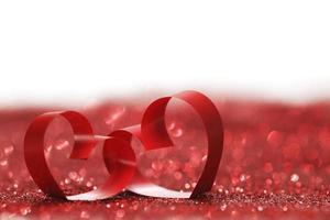 Valentijnsdag decoratieve harten