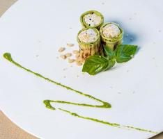 courgette roll-ups