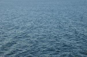 gedetailleerde textuur van zeewater