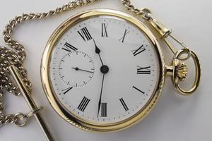 horloges van geel metaal