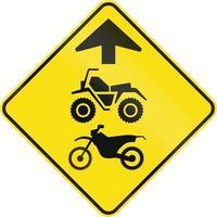 motorfietsen en quadbikes vooruit in Canada
